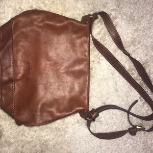 fba53c1eb15ec8 I Medici Firenze. Medici Firenze Italian Leather Handbag